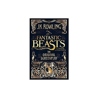 Fantastic Beasts and where to Find Them:The Original Screenplay怪獸和牠們的產地(電影劇本)