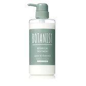 BOTANIST植物性潤髮乳490g(彈潤蓬鬆型)黑醋栗&洋甘菊