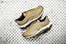 "ISNEAKERS NIKE AIR MAX 97 OG QS ""Metallic Gold"" 884421-700 885691-700 男女款"