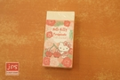 Hello Kitty&Toripicals 凱蒂貓 熱帶水果鳥 超大橡擦 橡皮擦 KRT-211305