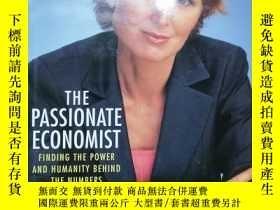 二手書博民逛書店the罕見passionate economistY254800