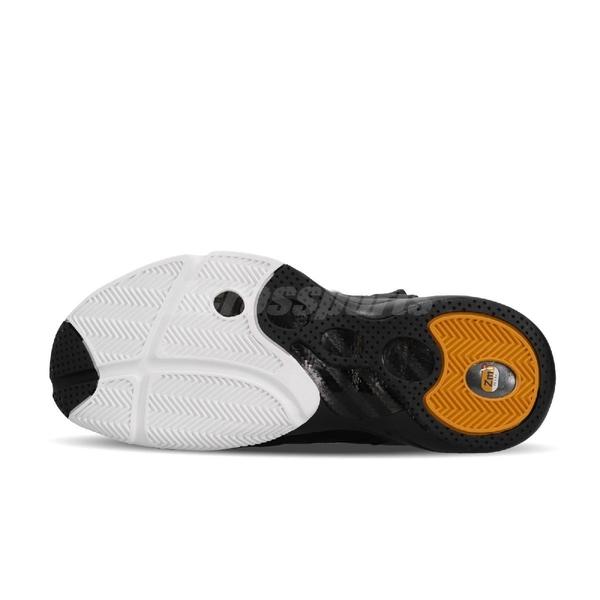 Nike Zoom GP 籃球鞋 黑 白 金 Gary Payton 復刻 男鞋 手套 【ACS】 AR4342-002
