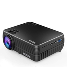 FUNAVO 【日本代購】小型投影機2000流明1080P全HD對應