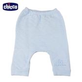 chicco-夾棉初生褲-藍