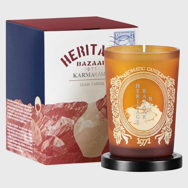 KARMAKAMET HERITAGE BAZAAR 【ROUTE 1】香氛蠟燭