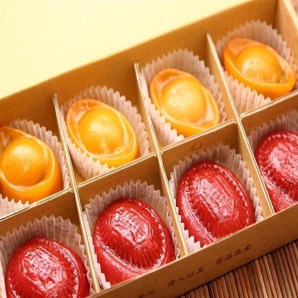 【南紡購物中心】【富品家】雙喜好運到 /8入精緻禮盒