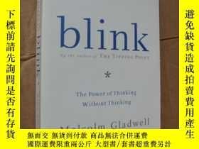 二手書博民逛書店blink:the罕見power of thinking wit