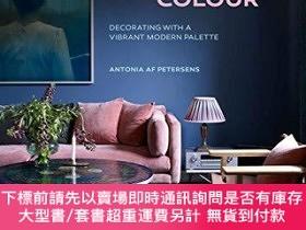 二手書博民逛書店New罕見Nordic Colour: Decorating with a Vibrant Modern Pale