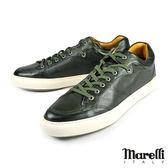 【Marelli】時尚潮流休閒鞋 綠色(2527-GR)