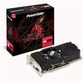 撼訊AXRX 560 4GBD5-DHA RedDragon 4GB GDDR5 128bit PCI-E 顯示卡