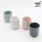 韓國ERATO韓式條絨茶杯四色任選