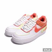 NIKE 女 休閒鞋 W AF1 SHADOW 白粉 厚底 馬卡龍-CI0919110