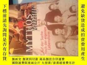 二手書博民逛書店MYTHOS罕見FAMILIEY3701 JOHN R.GILL