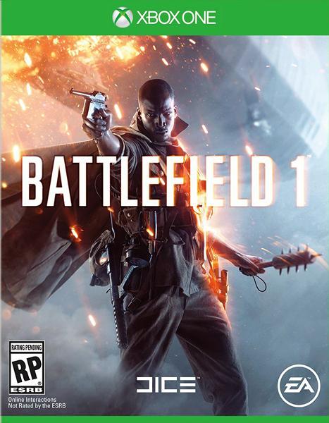 X1 Battlefield 1 戰地風雲 1(美版代購)