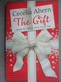 【書寶二手書T6/原文小說_GHL】The Gift_AHERN CECELIA