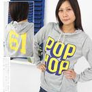 連帽T恤│女裝韓版HOP61字號連帽T恤...