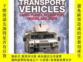 二手書博民逛書店Transport罕見Vehicles: Cargo Plane