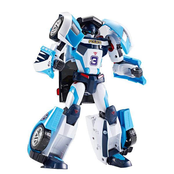 【震撼精品百貨】機器戰士TOBOT  TORNADO ENG#01067