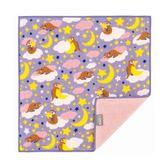 日本今治製有機優質純綿方巾/晚安水獺【 Prairiedog】