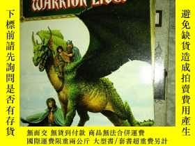 二手書博民逛書店《頑強的戰鬥士》罕見the warrior lives 英文原版小說 LJY3442 Joel rosenbe