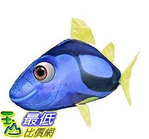 [美國直購] Air Swimmers Remote Control Flying Regal Tang