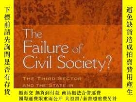 二手書博民逛書店The罕見Failure Of Civil Society?Y255562 Akihiro Ogawa Sta