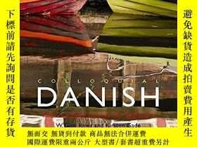 二手書博民逛書店Colloquial罕見Danish (colloquial Series)Y256260 Kirsten G