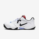 Nike Court Lite 2 [AR8838-103] 女鞋 運動 網球 耐磨 包覆 避震 支撐 皮革 休閒 白藍