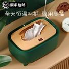 濕紙巾加熱器 嬰兒濕巾加熱器恒溫便攜式小型家用寶寶保溫保濕熱濕紙巾面膜器 雙十一狂歡
