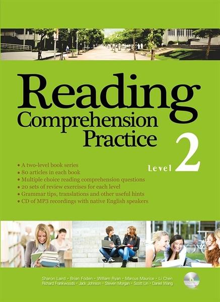 Reading Comprehension Practice(2)
