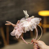 正韓兒童髮飾品寶寶髮夾女童超仙百搭髮箍公主可愛頭箍髮帶頭飾品【衝量大促銷】