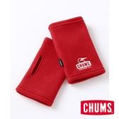 CHUMS 日本 Polartec 200 露指手套 紅 CH091099R001