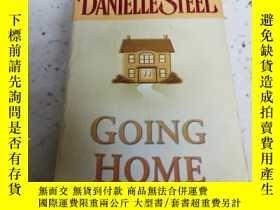 二手書博民逛書店DANIELLESTEEL:GOING罕見HOME(英文)Y21