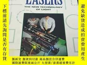 二手書博民逛書店LASERS罕見:THE NEW TECHNOLOGY OF L