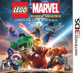3DS LEGO: Marve 樂高:驚奇超級英雄(美版代購)