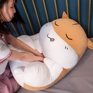 玩偶 倉鼠暖手抱枕公仔玩偶布娃娃插手捂女生睡覺床上超軟男生毛絨玩具TW【快速出貨八折搶購】