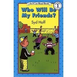 【汪培珽書單】〈An I Can Read系列 〉WHO WILL BE MY FRIEND / L1