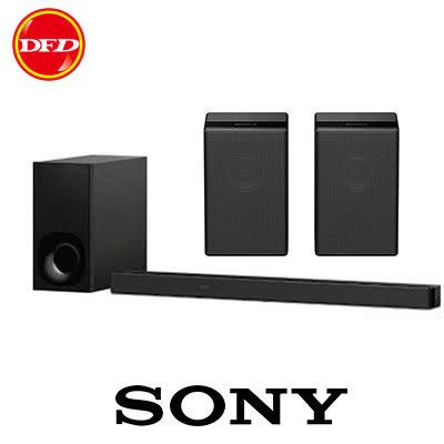 搭配購 SONY 索尼 HT-Z9F 環繞家庭劇院 喇叭 SoundBar 2.1聲道+SA-Z9R 無線後置喇叭 可壁掛 公司貨