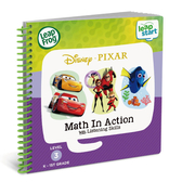 Leap Frog 兒童9 迪士尼皮克斯數學特攻隊3D