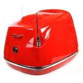 機車後尾箱-ABS材質加厚加大靠背摩托車置物箱用品7色73q10【時尚巴黎】