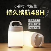 LED充電燈泡應急照明燈家用式停電備用神器戶外擺攤地攤夜市專用 青木鋪子
