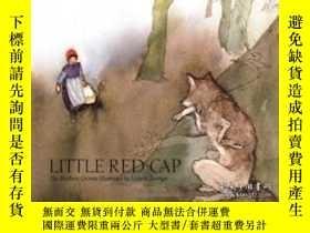 二手書博民逛書店Little罕見Red Cap-小紅帽Y436638 Jacob Grimm North-south Book