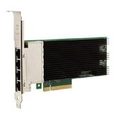 Intel X710T4 10GbE銅線四埠(bulk pack)伺服器網卡