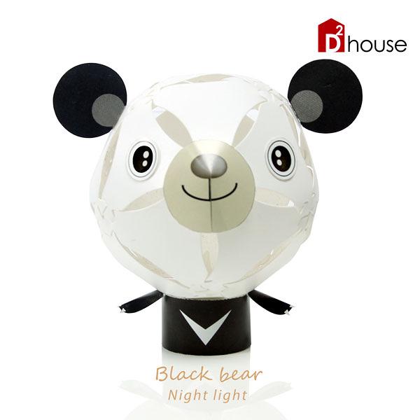 擁瓣燈飾-台灣黑熊【DD House】