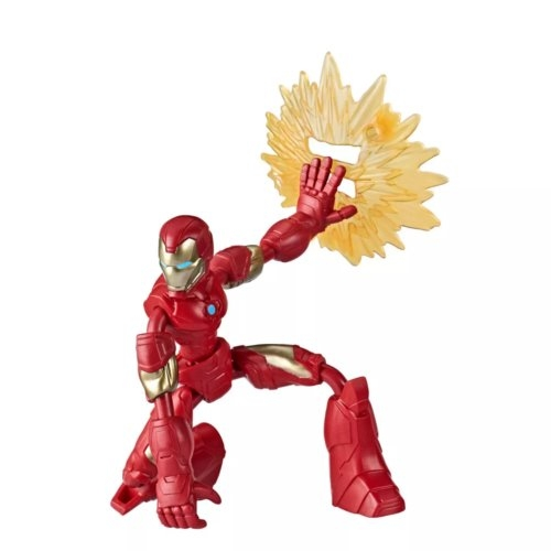《 MARVEL 》漫威復仇者聯盟超可動系列英雄人物-鋼鐵人 / JOYBUS玩具百貨