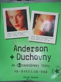 【書寶二手書T5/原文小說_XGA】Anderson + Duchovny_An Extraordinary Story
