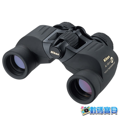 Nikon Action EX 7x35 CF 運動型 雙筒望遠鏡【國祥公司貨,店取再送日本拭鏡布】 充氮防水氣密 免運費