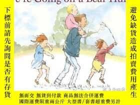 二手書博民逛書店We re罕見Going On A Bear HuntY256260 Michael Rosen Little