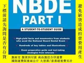 二手書博民逛書店First罕見Aid For The Nbde Part I (first Aid Series) (pt. 1)