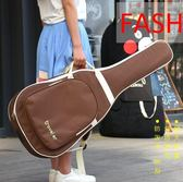 吉他包吉他包後背加厚防水40寸41 寸38寸39寸TRAVELLER吉它包xw 全館免運